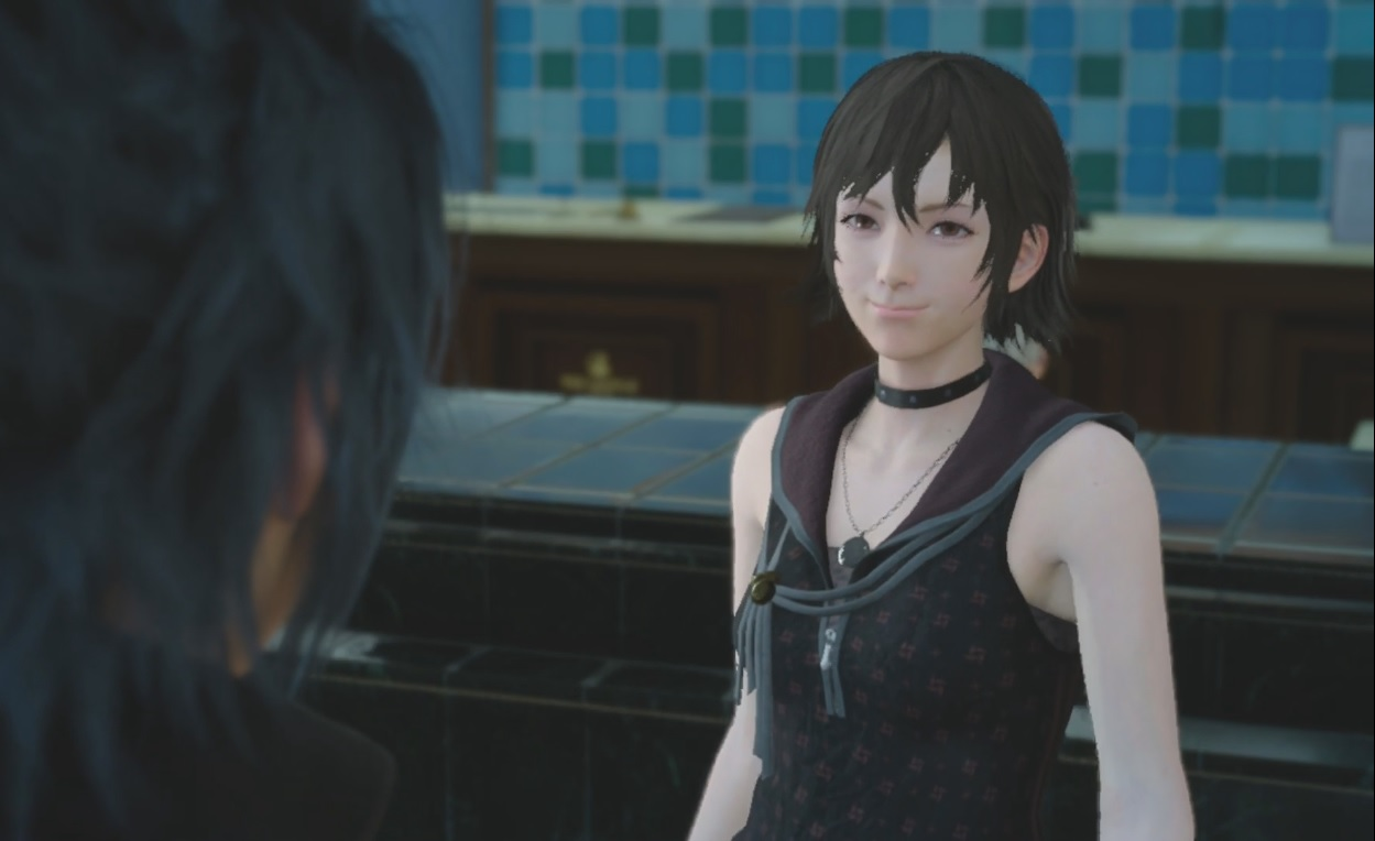 Final Fantasy XV A Stroll for Two Side Quest Walkthrough