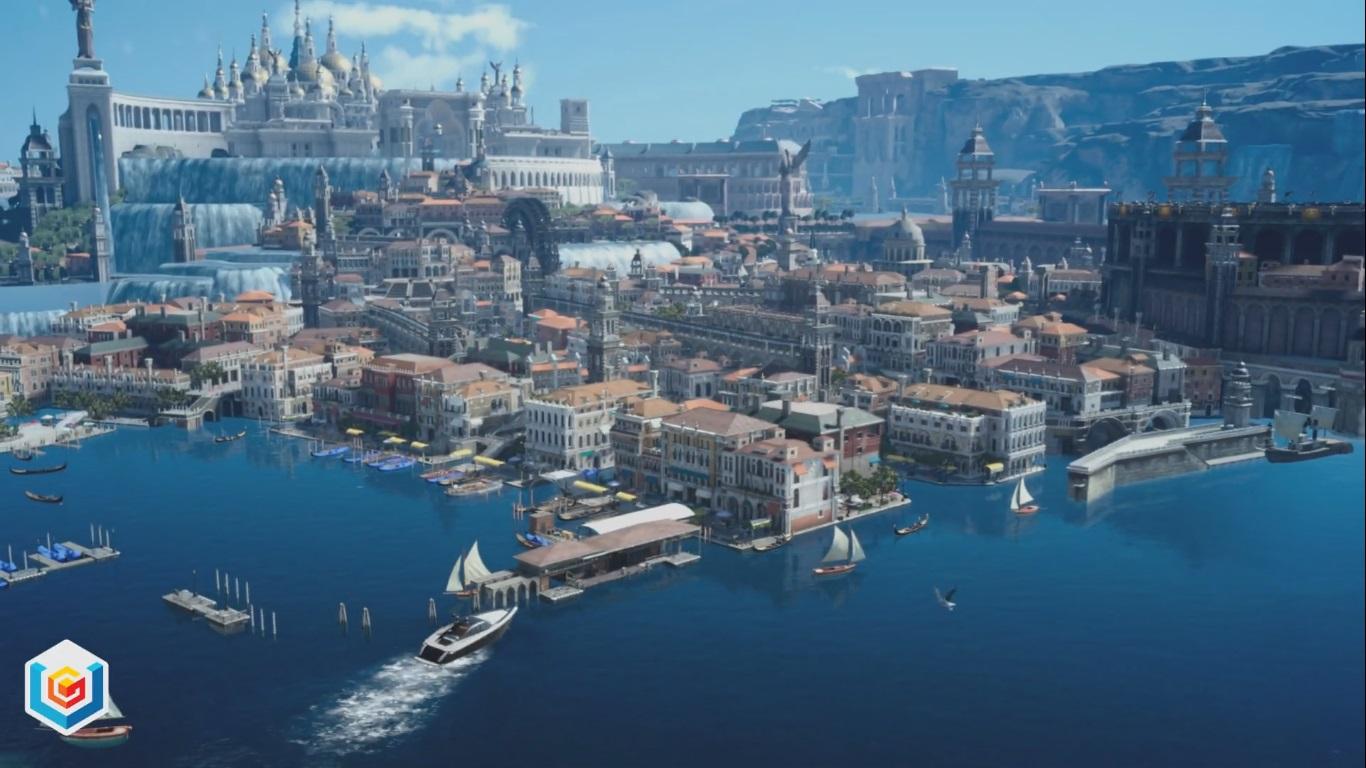Final Fantasy XV Altissia, City on the Sea Main Quest Walkthrough
