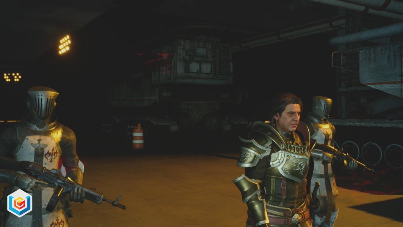 Final Fantasy XV Imperial Infiltration Main Quest Walkthrough