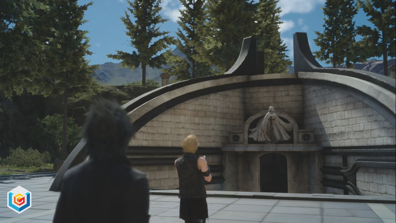 Final Fantasy XV Of Gods and Kings Side Quest Walkthrough