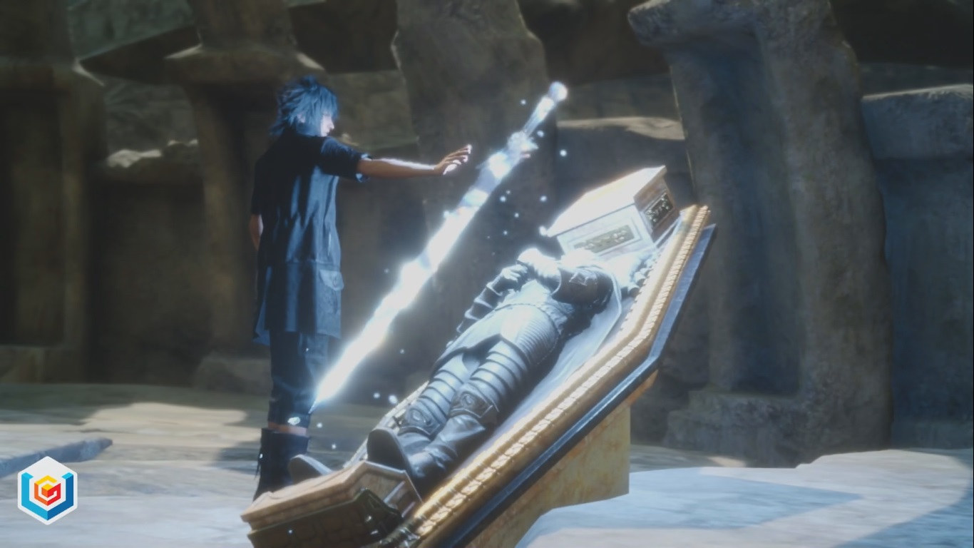 Final Fantasy XV The Archaean Main Quest Walkthrough