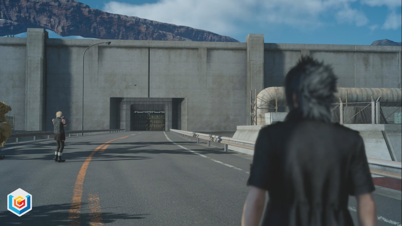 Final Fantasy XV The Pen is Mightier Than the Sword Side Quest Walkthrough