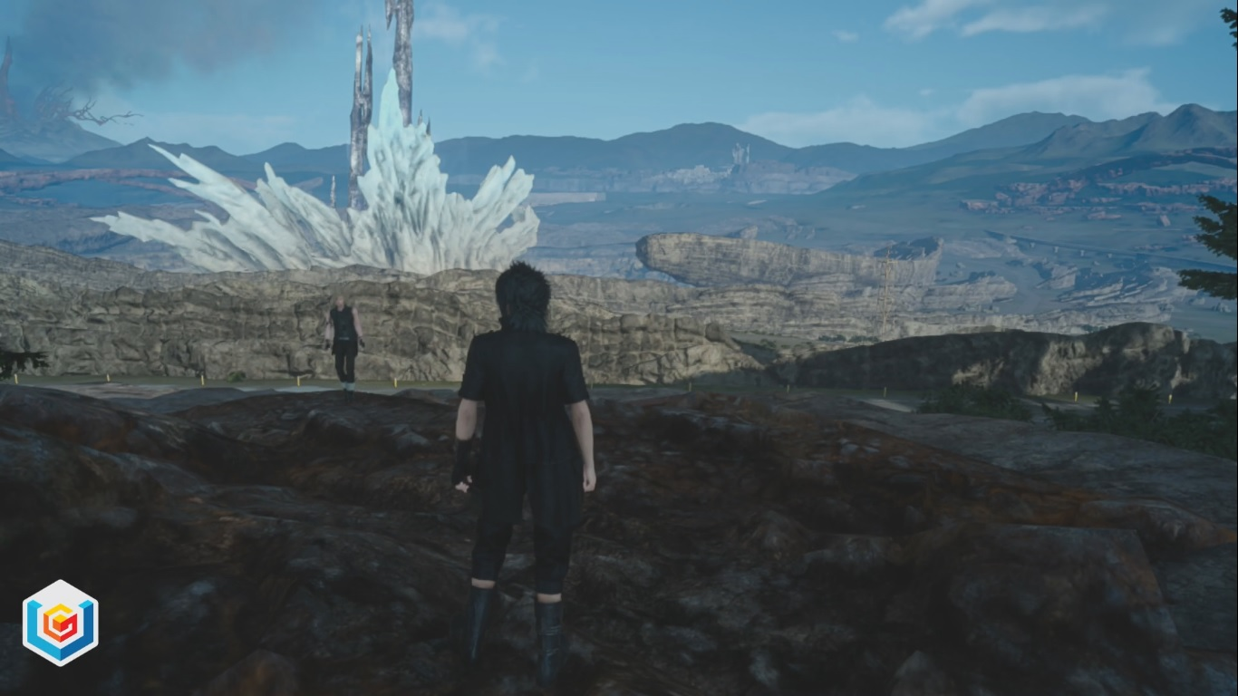 Final Fantasy XV The Perfect Landscape Side Quest Walkthrough