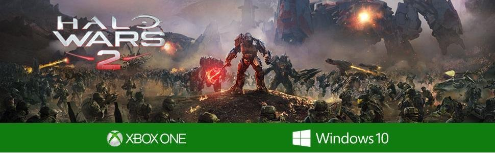 Xbox One Halo Wars 2 Physical Edition Confirmed By THQ