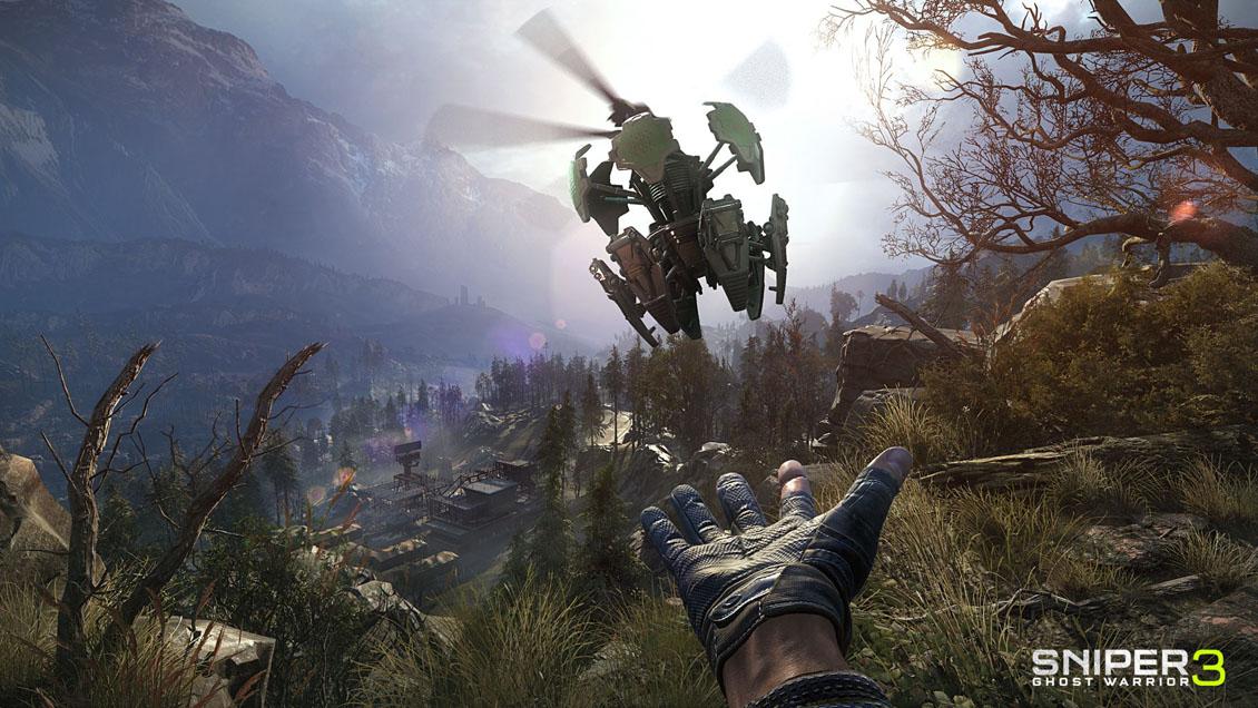 Sniper Ghost Warrior 3 Drone