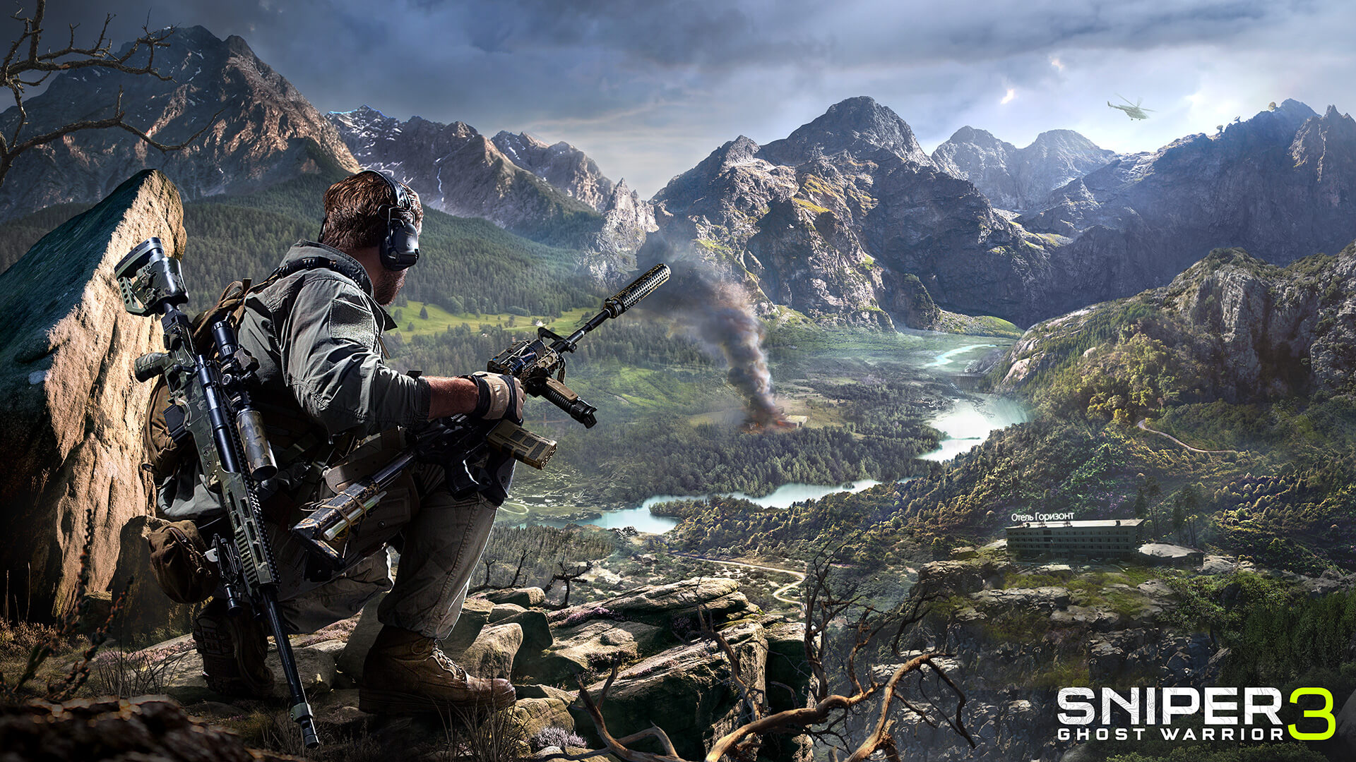 Sniper: Ghost Warrior 3 Open Beta Registration for PC Available Now