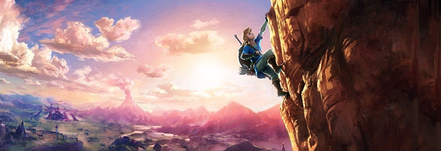 Nintendo Switch Legend of Zelda: Breath of the Wild Editions Revealed