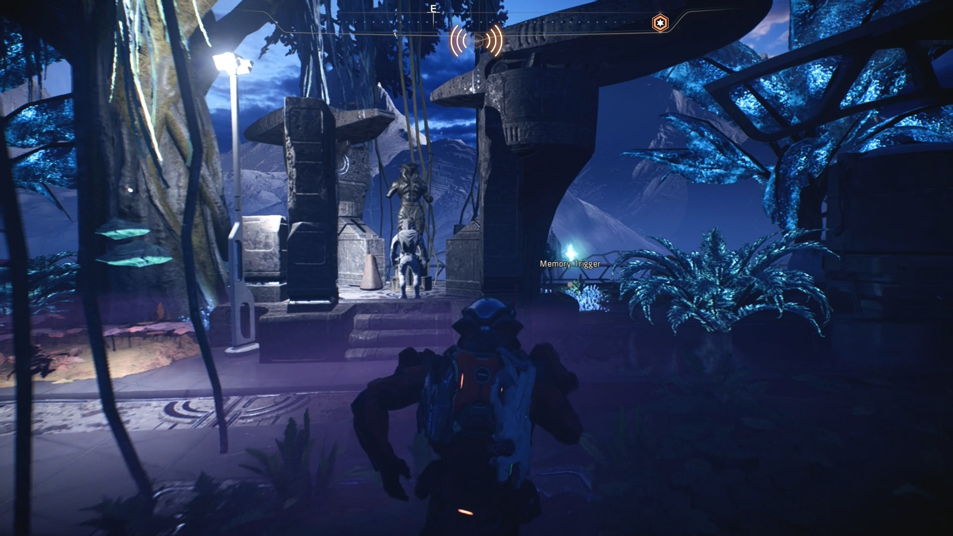 Mass Effect Andromeda Havarl Memory Trigger 2