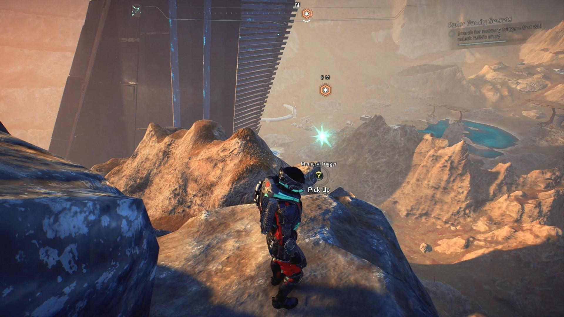 Mass Effect Andromeda Kadara Memory Trigger 2