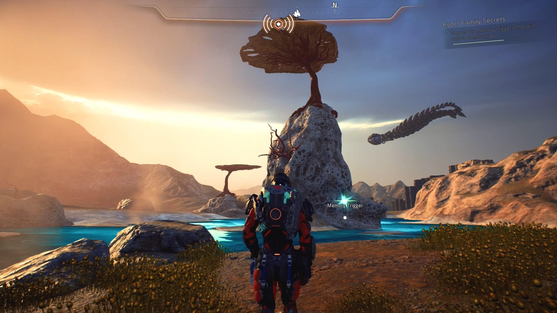 Mass Effect Andromeda Kadara Memory Trigger 3
