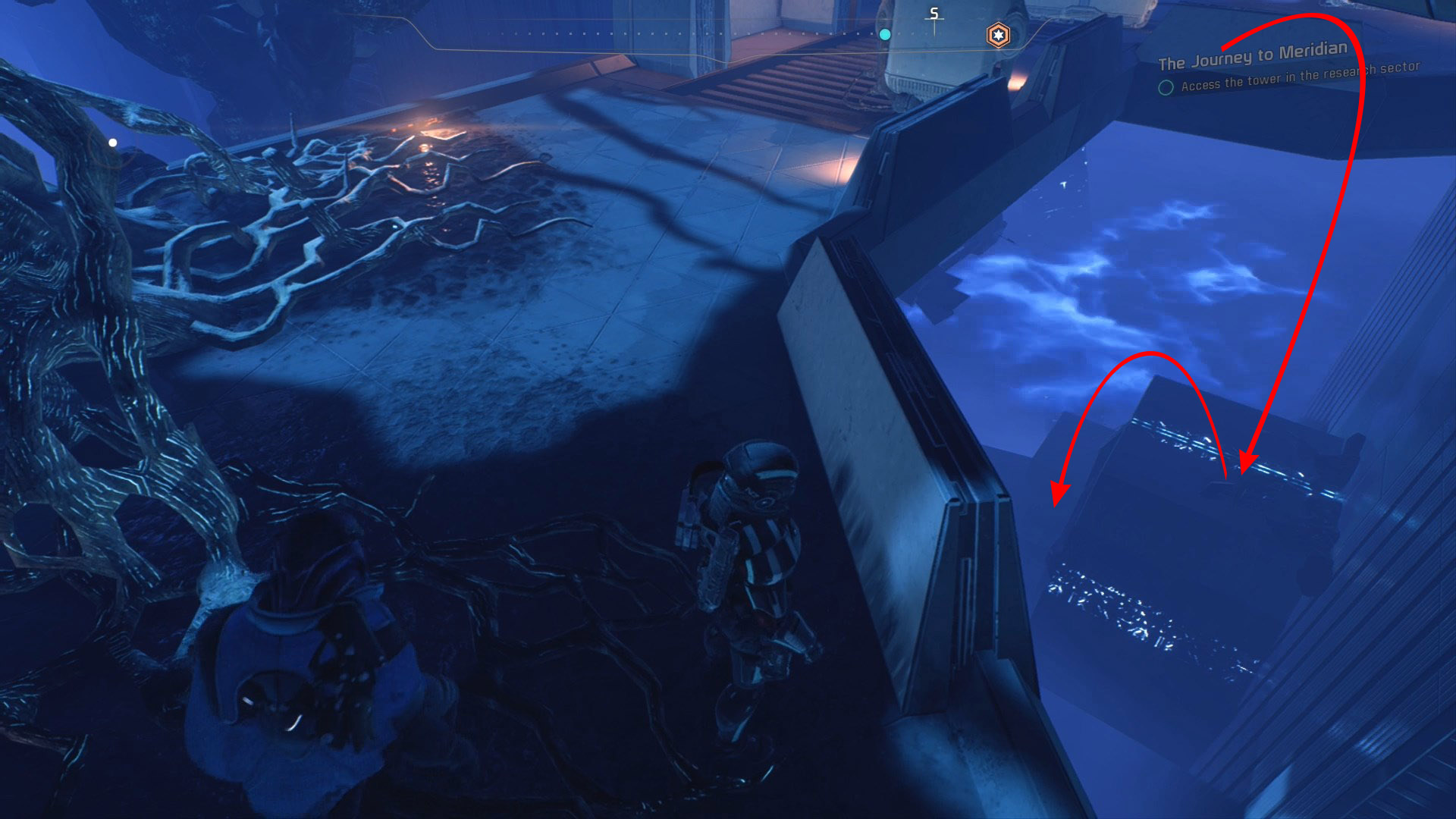 Mass Effect Andromeda Remnant Decryption Puzzle Visual Reference - Khi Tasira - The Journey to Meridian