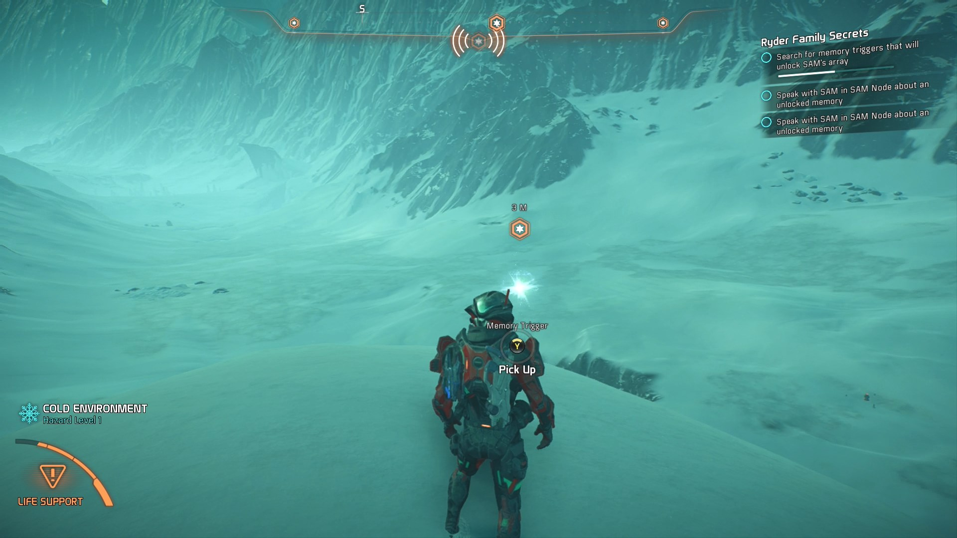 Mass Effect Andromeda Voeld Memory Trigger 2