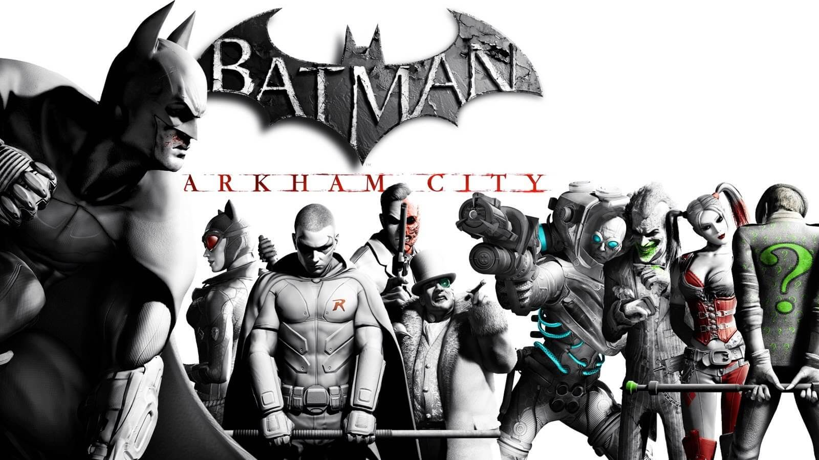 Batman: Arkham City Game Guide