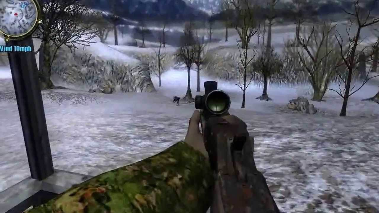 Hunting unlimited 2011 cheats and trainers vgfaq for Ps4 hunting and fishing games