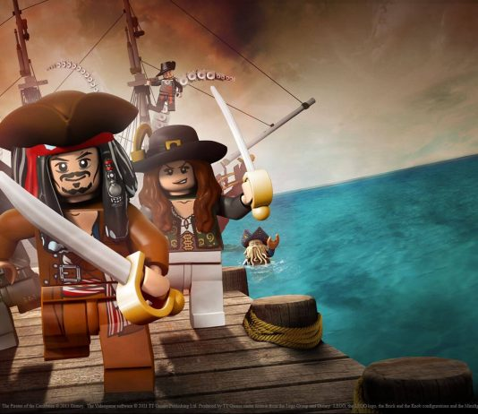 LEGO Pirates of the Caribbean Cheats and Trainers