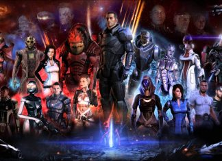 Mass Effect 3 Walkthrough