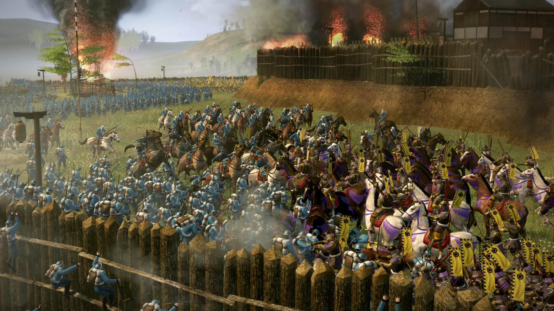 Total War: Shogun 2 Fall Of The Samurai Cheats and Trainers