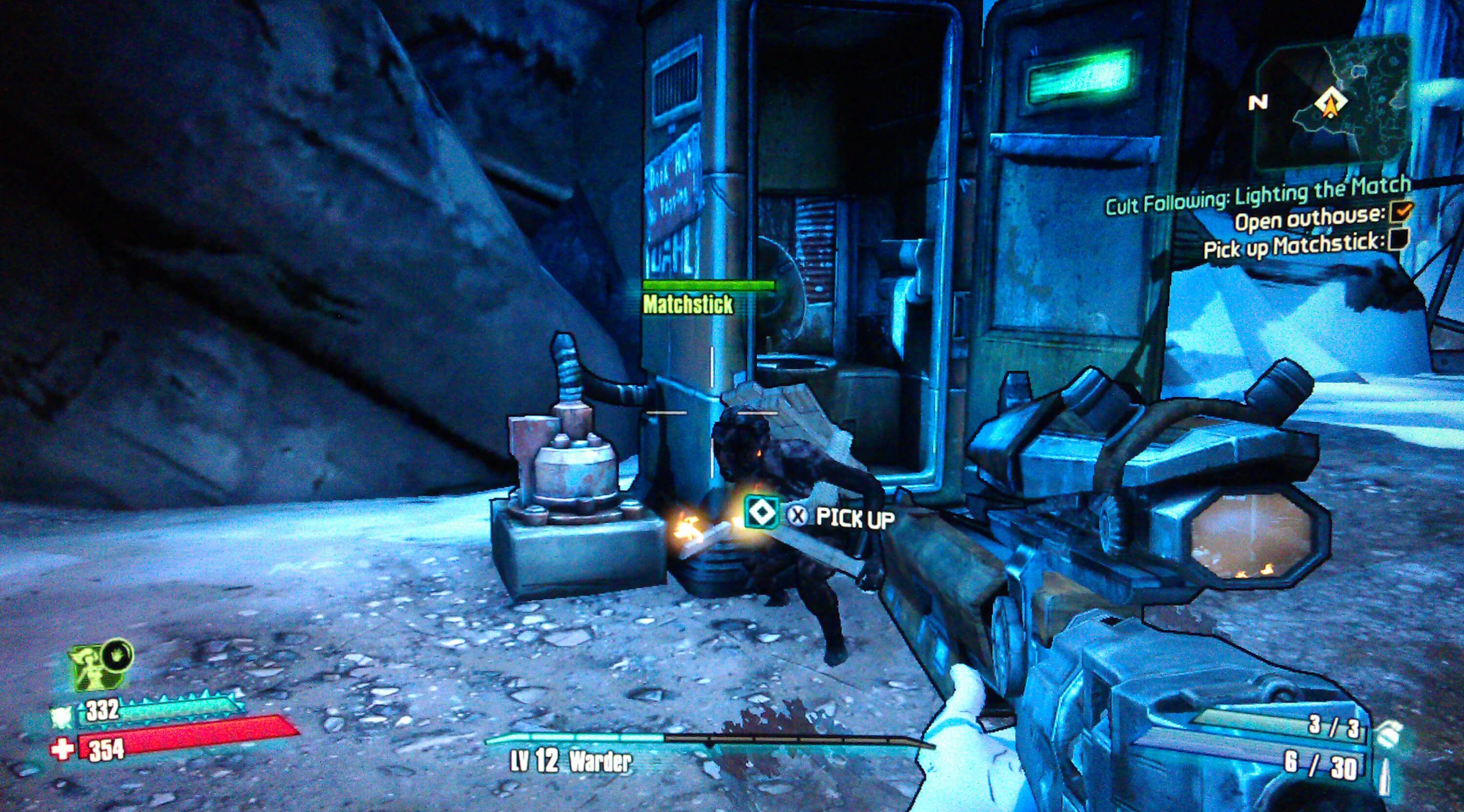 Borderlands 2 matchmaking problems