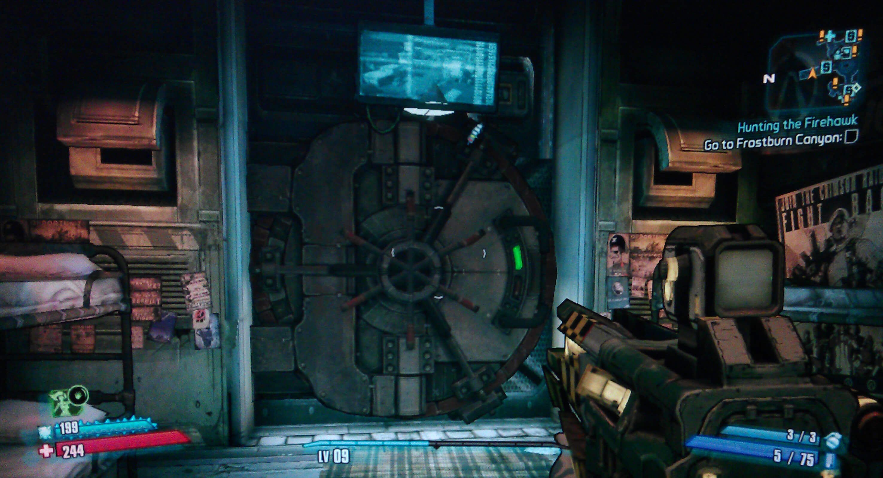 Borderlands 2 Hunting the Firehawk Walkthrough