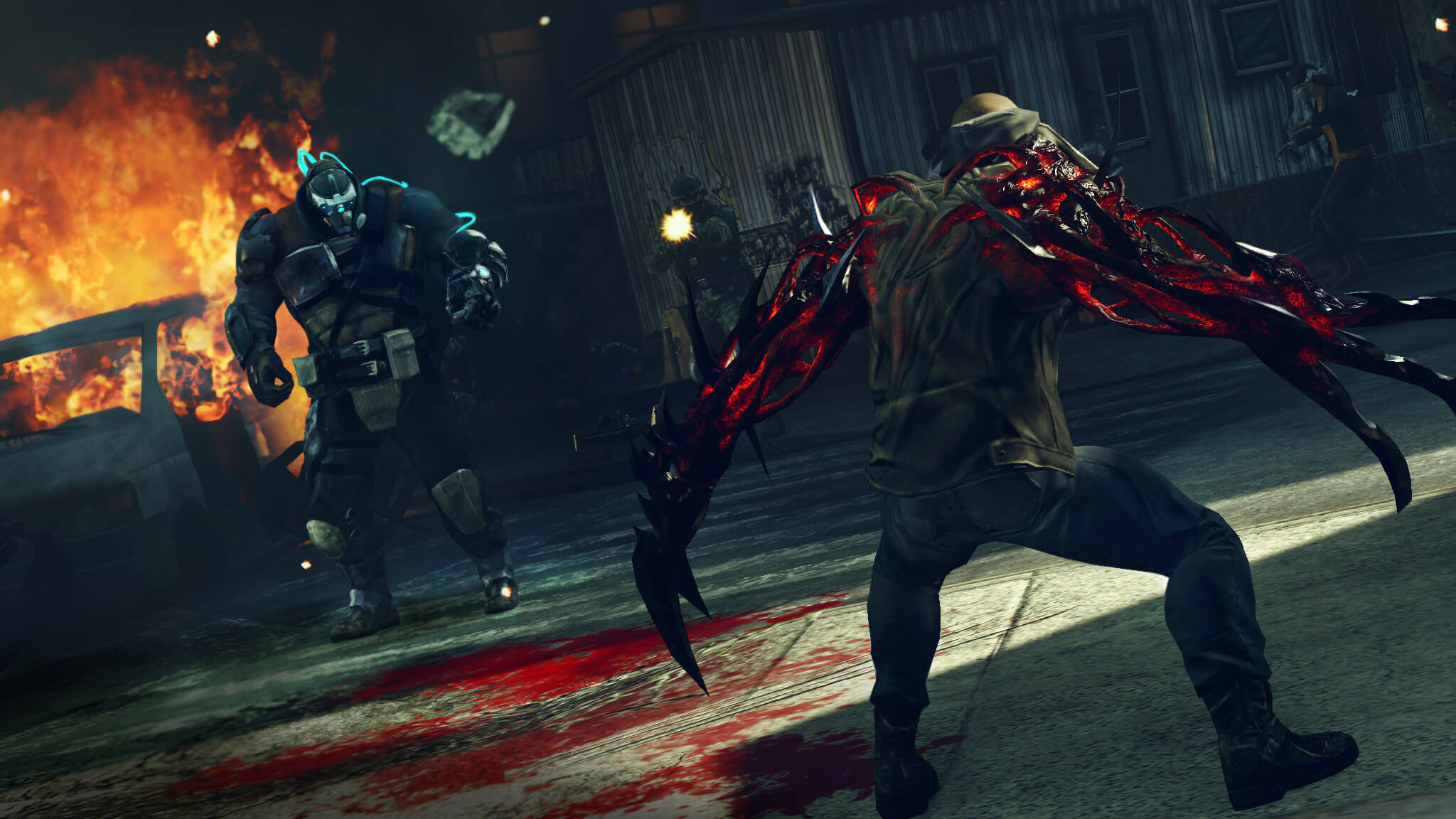 Prototype 2 Cheats and Trainers