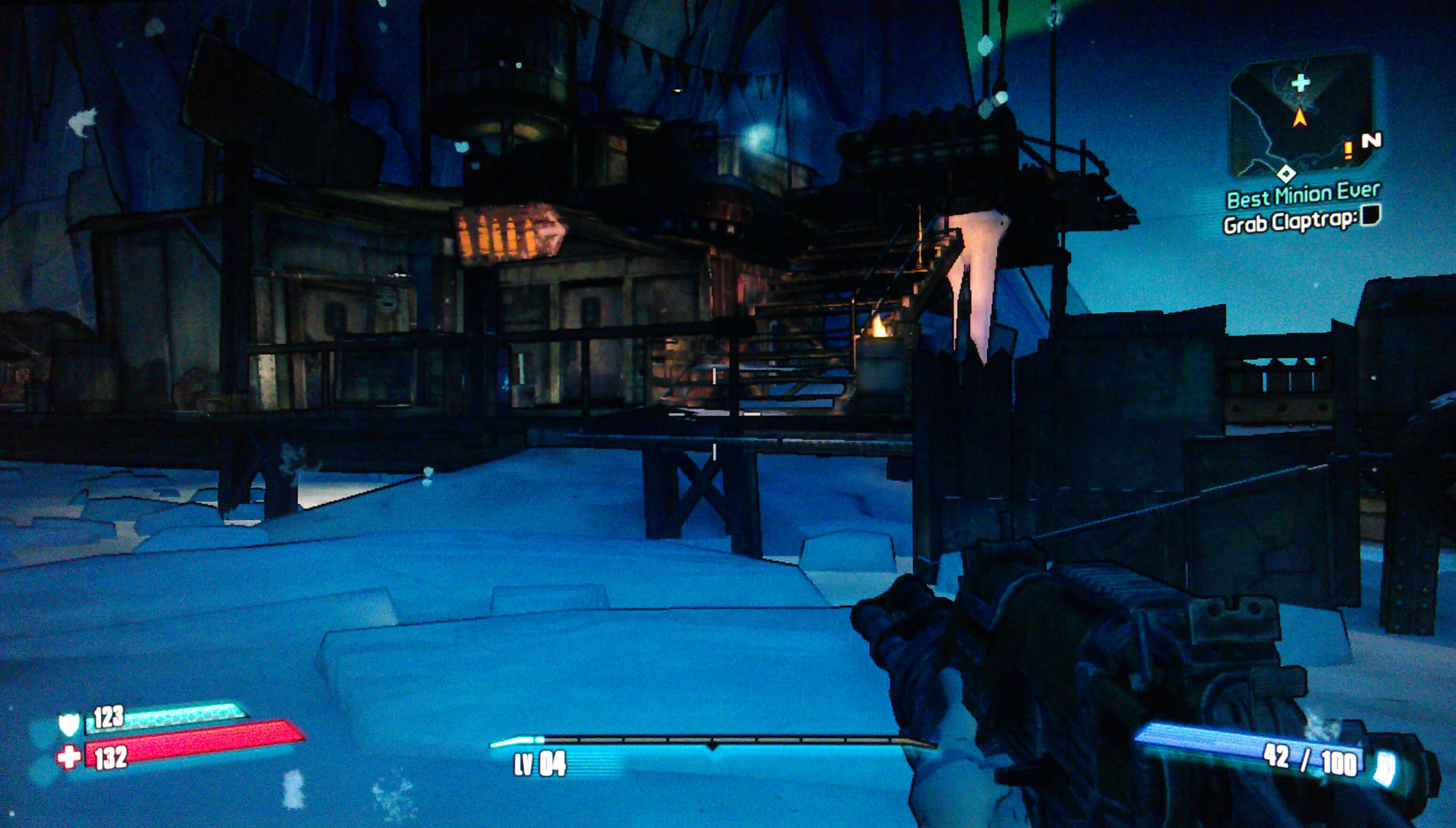 Borderlands 2 Shielded Favors Walkthrough - VGFAQ Borderlands 2 Walkthrough