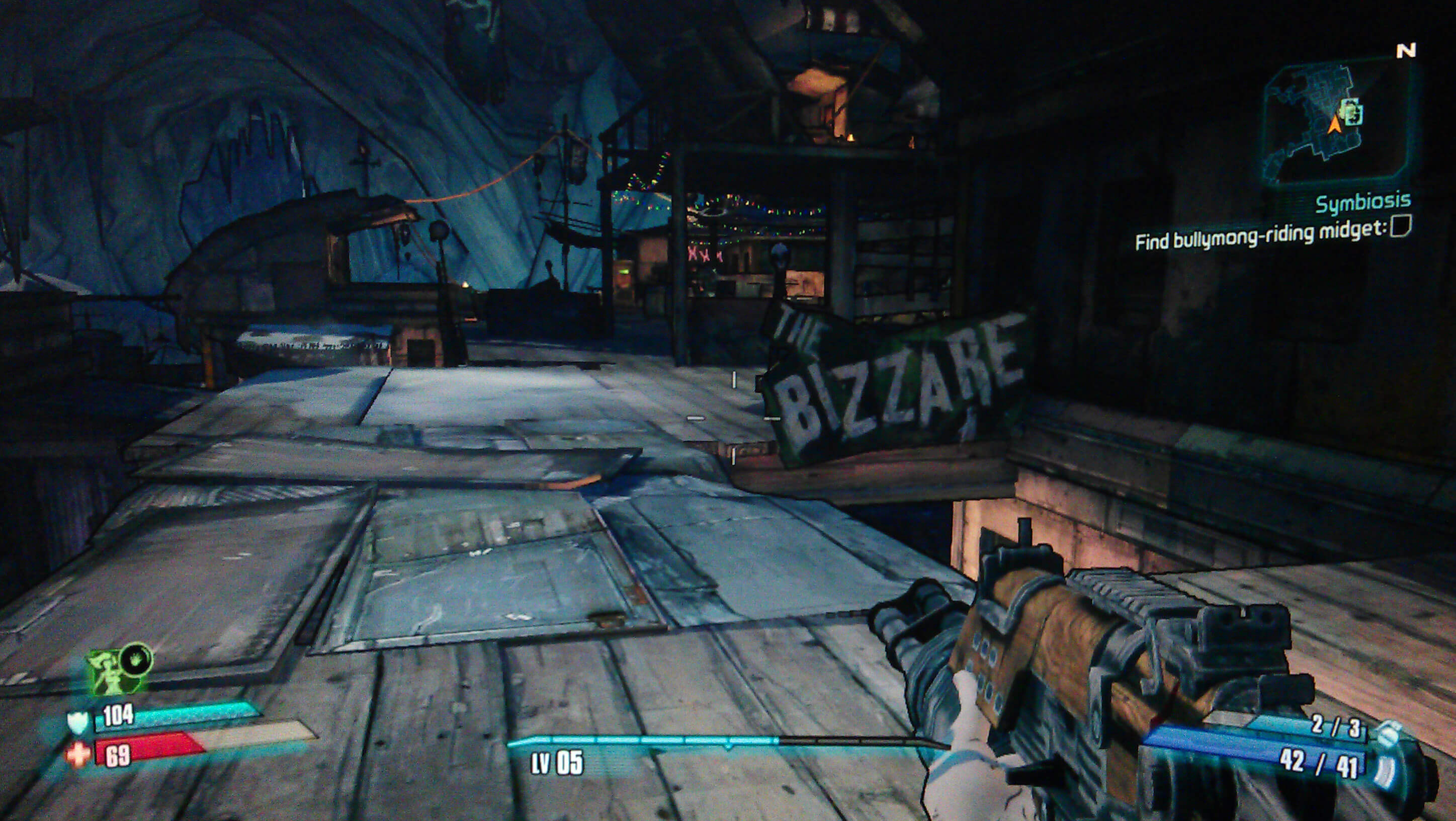Borderlands 2 Symbiosis Walkthrough