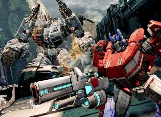 Transformers: Fall of Cybertron Cheats and Trainers