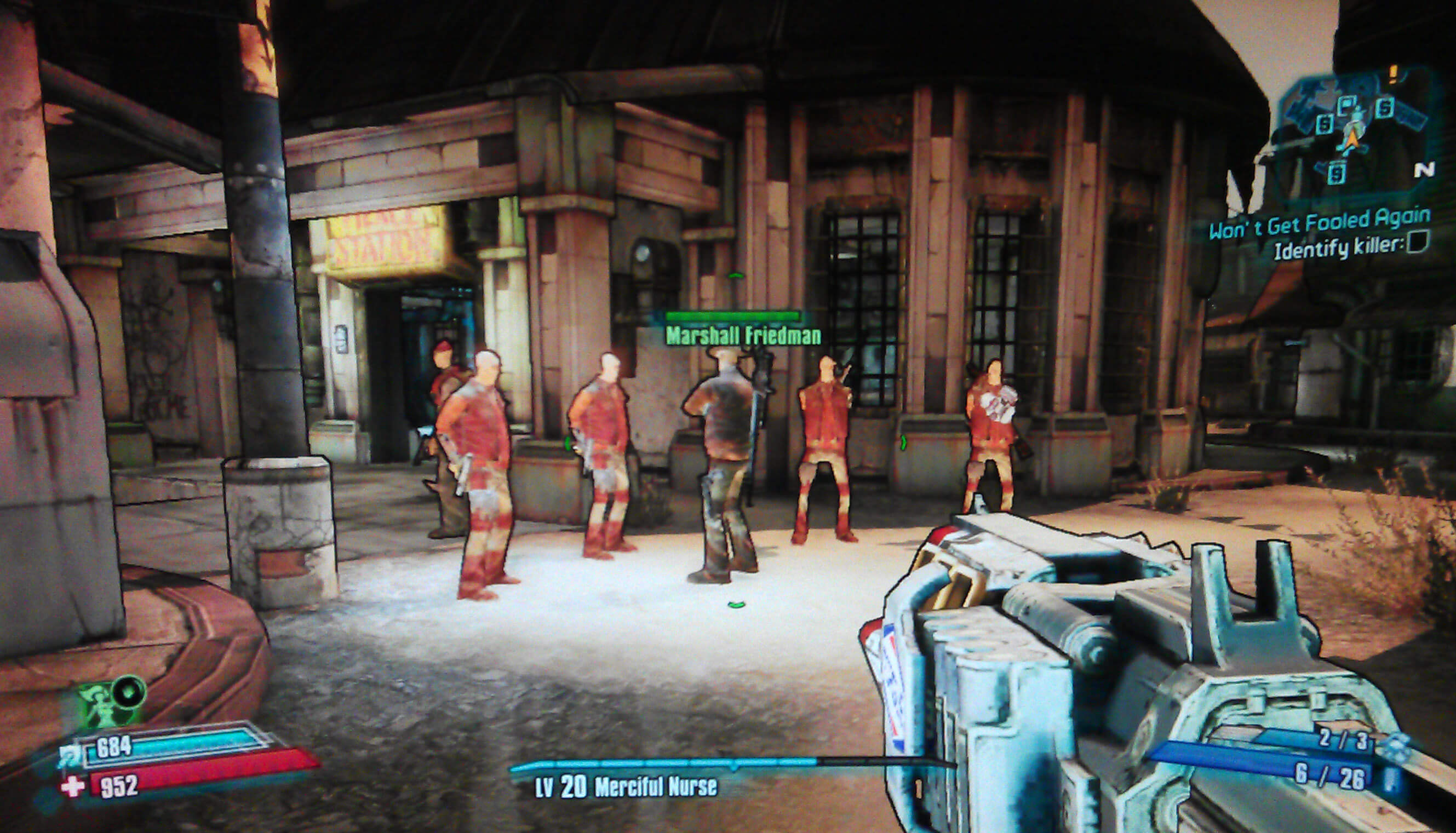 Borderlands 2 Won't Get Fooled Again Walkthrough