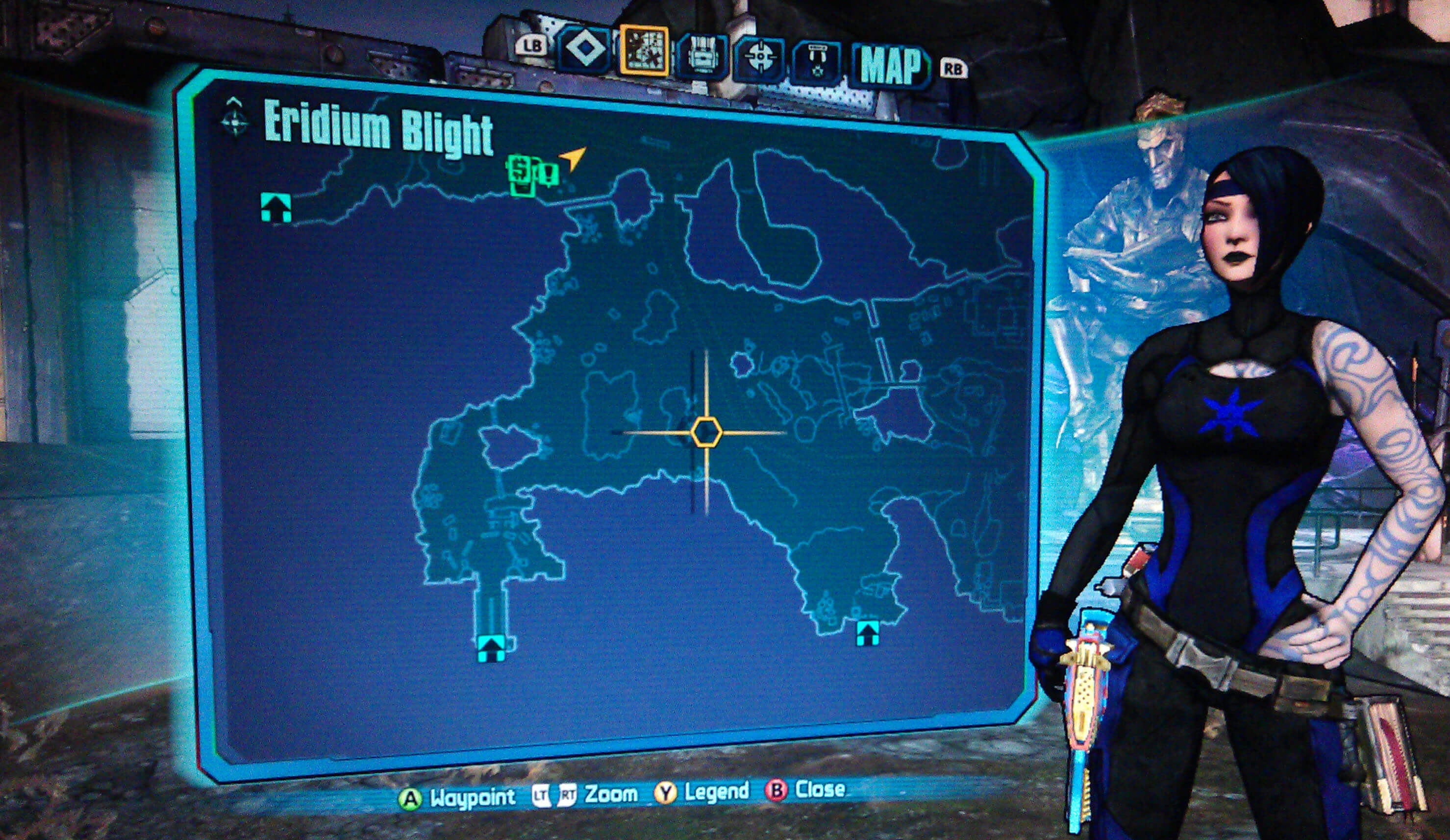 Borderlands 2 Eridium Blight Walkthrough - VGFAQ Borderlands 2 Walkthrough