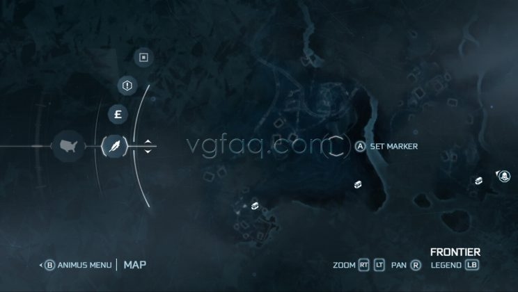 Assassin's Creed III Monmouth Treasure Chests Locations