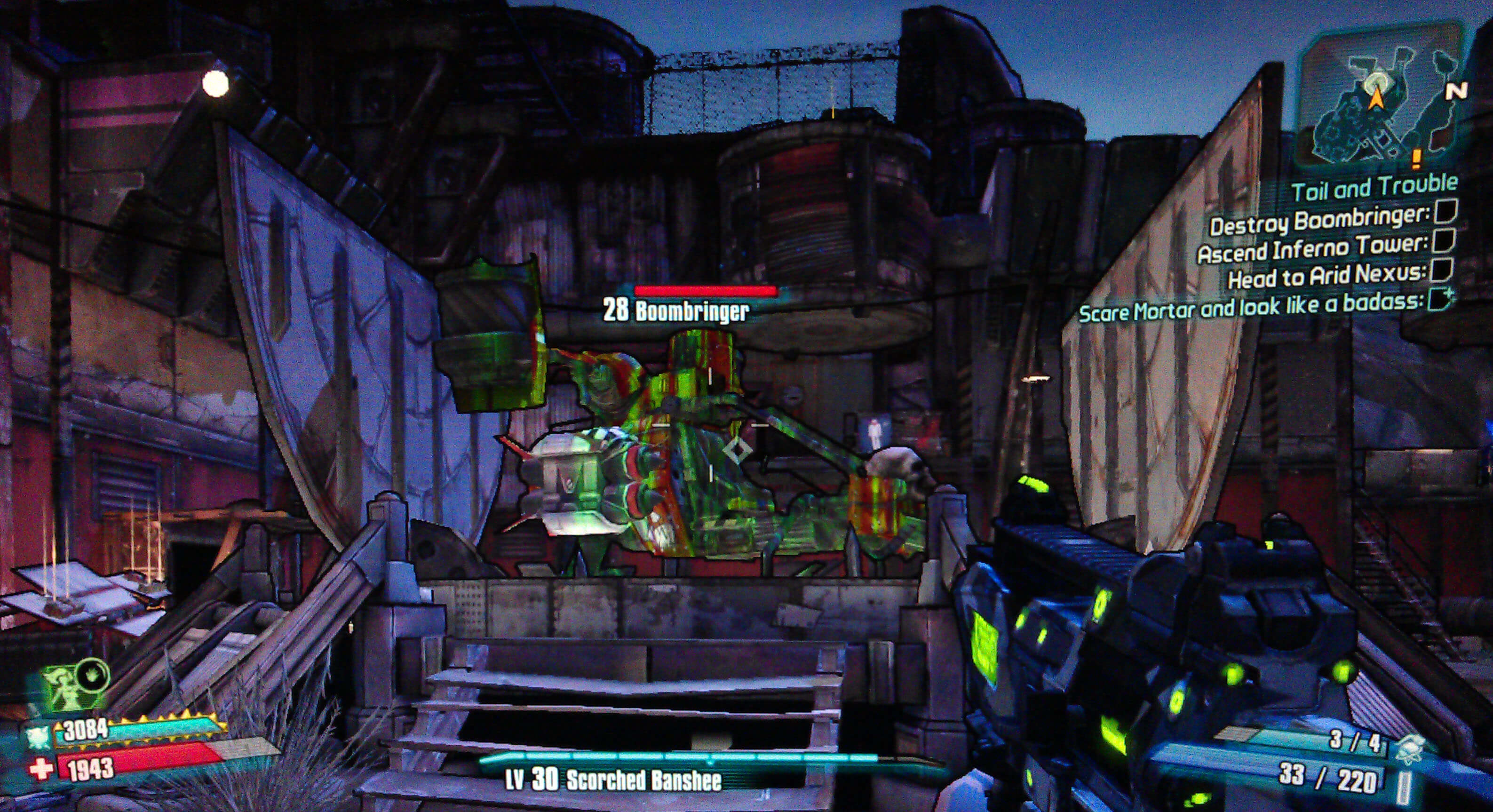 Toil and Trouble borderlands 2 toil and trouble walkthrough vgfaq  at mifinder.co