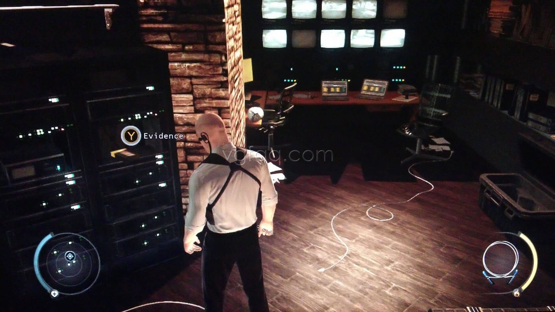 Hitman Absolution A Personal Contract Evidence 1 Location
