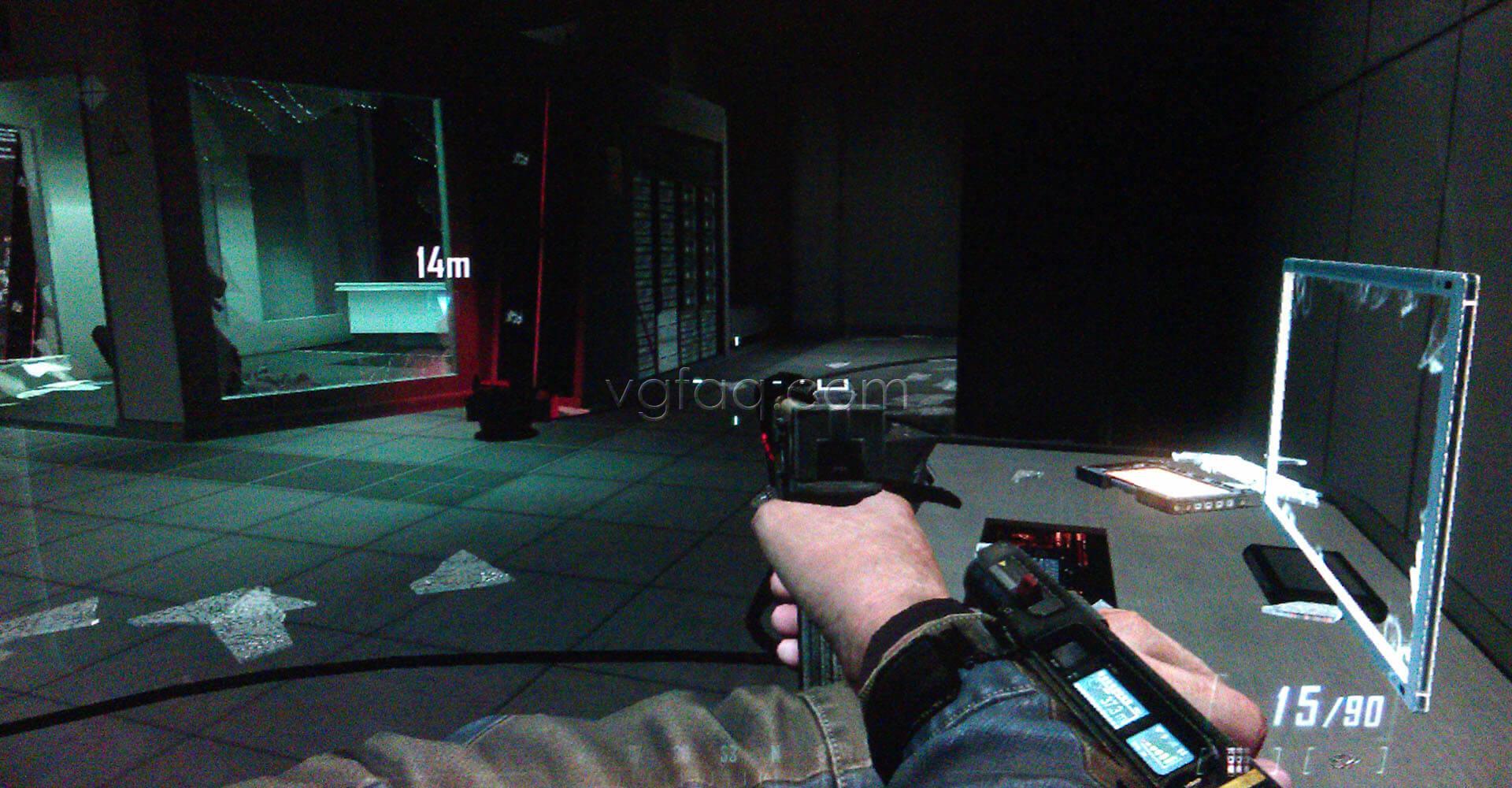 Black Ops II Karma Intel #1 Location