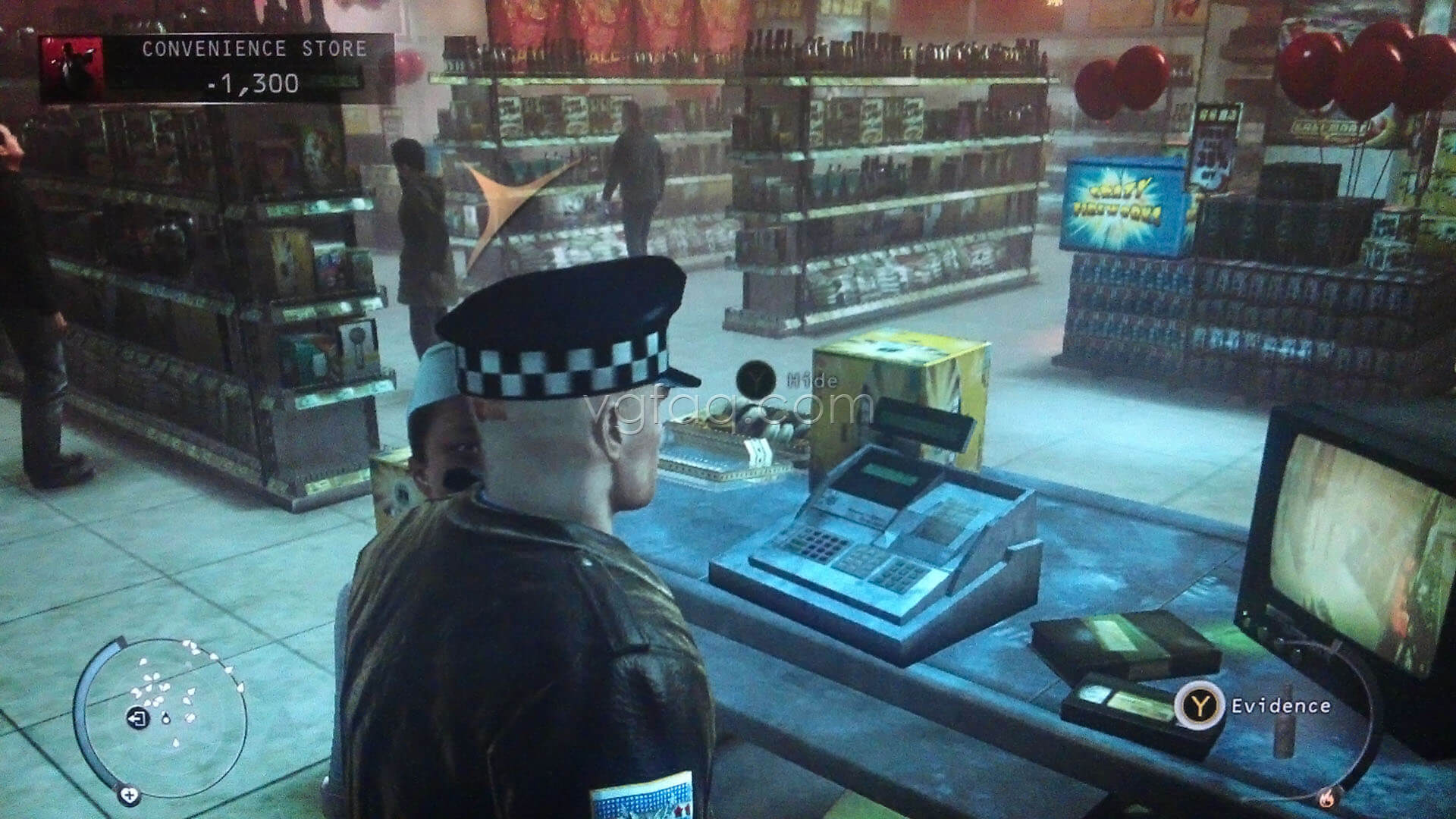 Hitman Absolution Hunter and Hunted Evidence 4 Location