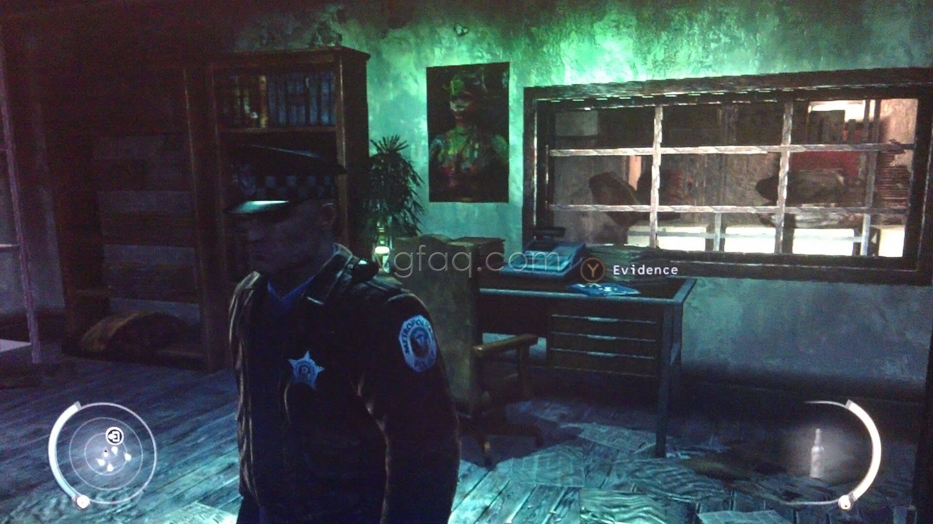 Hitman Absolution Hunter and Hunted Evidence 5 Location