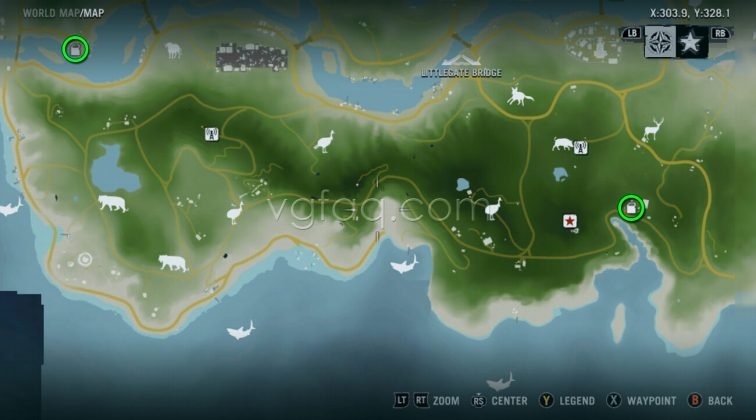 Far Cry 3 The Compound Memory Cards Locations