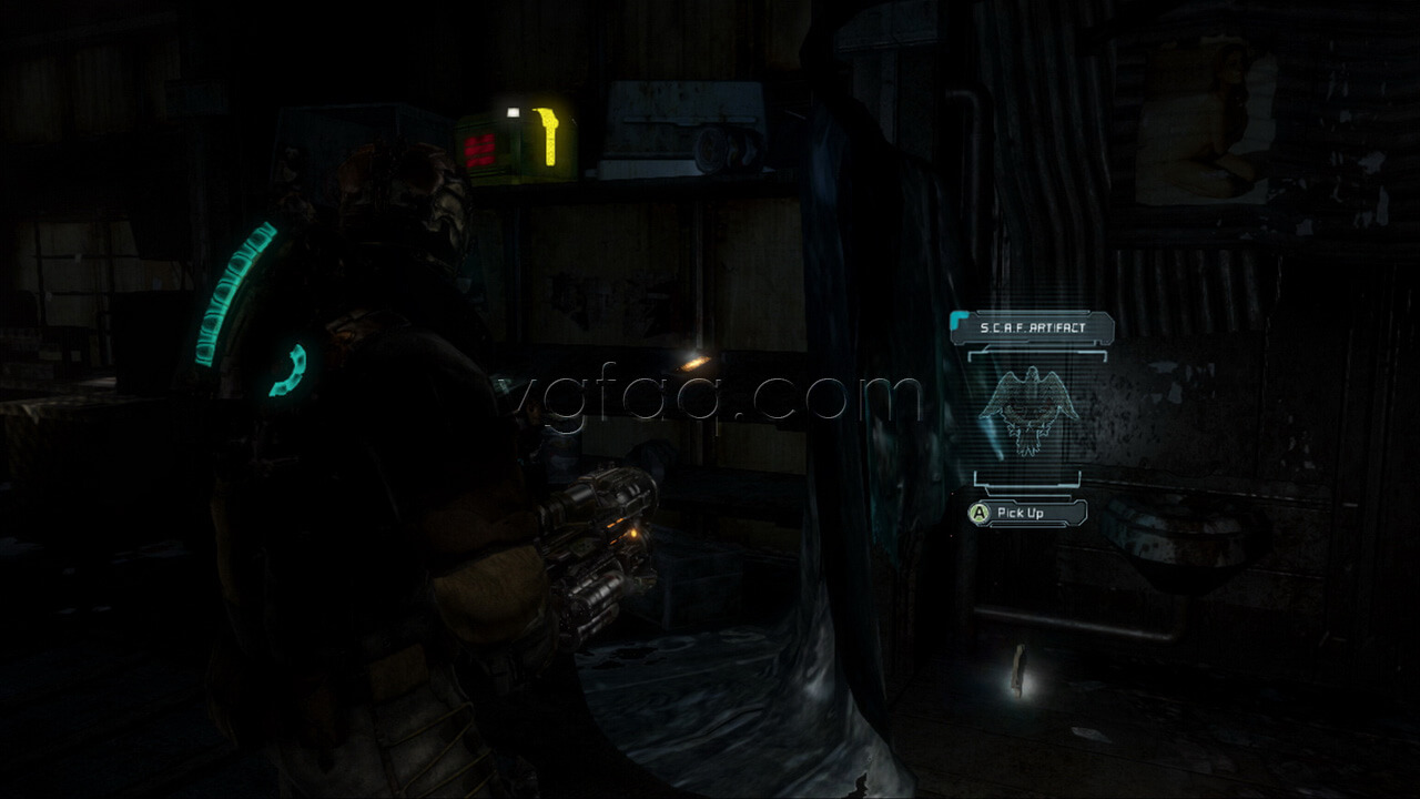 Artifact 2 SCAF 2 dead space 3 chapter 9 collectibles locations vgfaq dead space 3 chapter 13 fuse box at nearapp.co