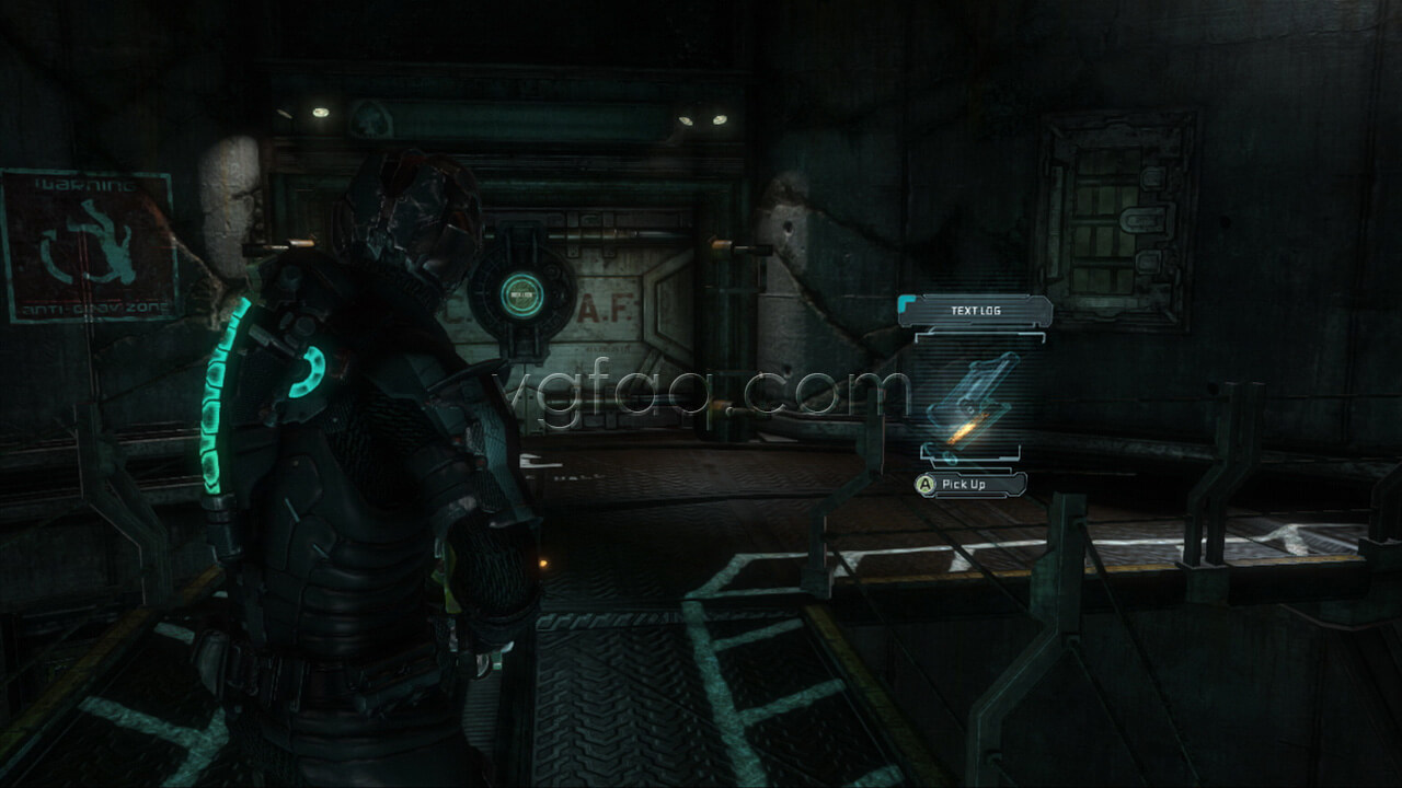Dead Space  Gravity Room