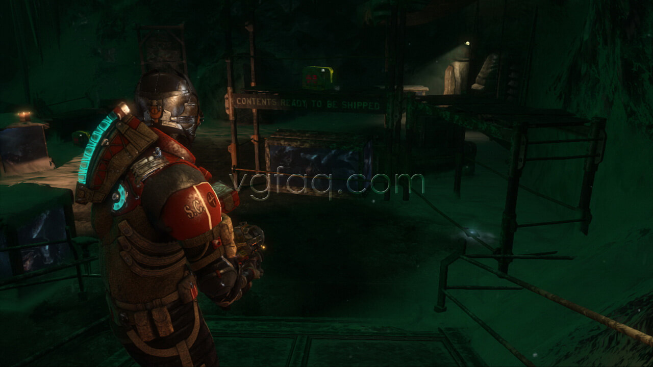 Dead space 3 chapter 16 collectibles locations vgfaq dead space 3 chapter 16 blueprint 1 location malvernweather Image collections