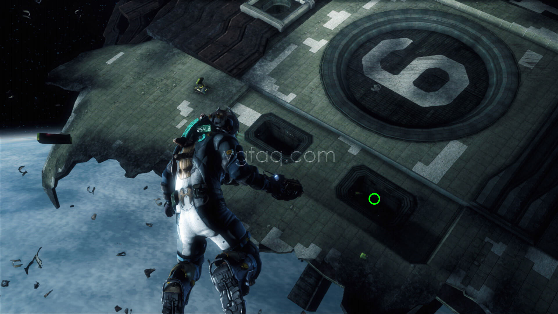 Dead space 3 chapter 4 collectibles locations vgfaq dead space 3 cms brusilov weapon part 1 location malvernweather Image collections