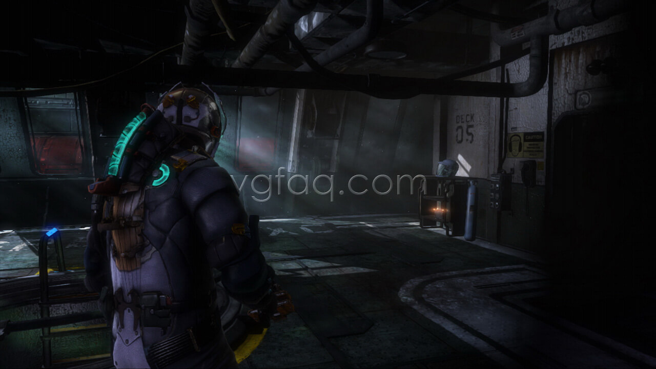 CMS Greely Weapon Part 1 Standard Compact Frame dead space 3 chapter 4 collectibles locations vgfaq dead space 3 greely fuse box at eliteediting.co