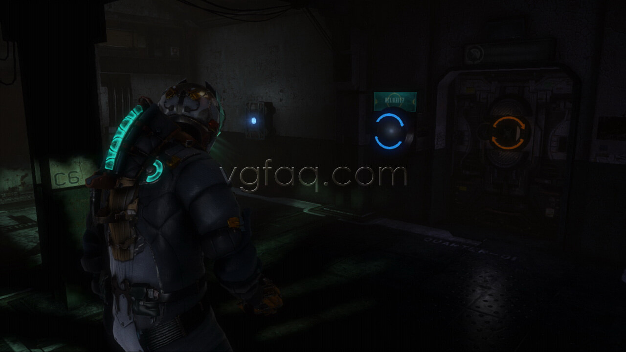 CMS Greely Weapon Part 3 Telemetry Spike dead space 3 chapter 4 collectibles locations vgfaq dead space 3 greely fuse box at eliteediting.co