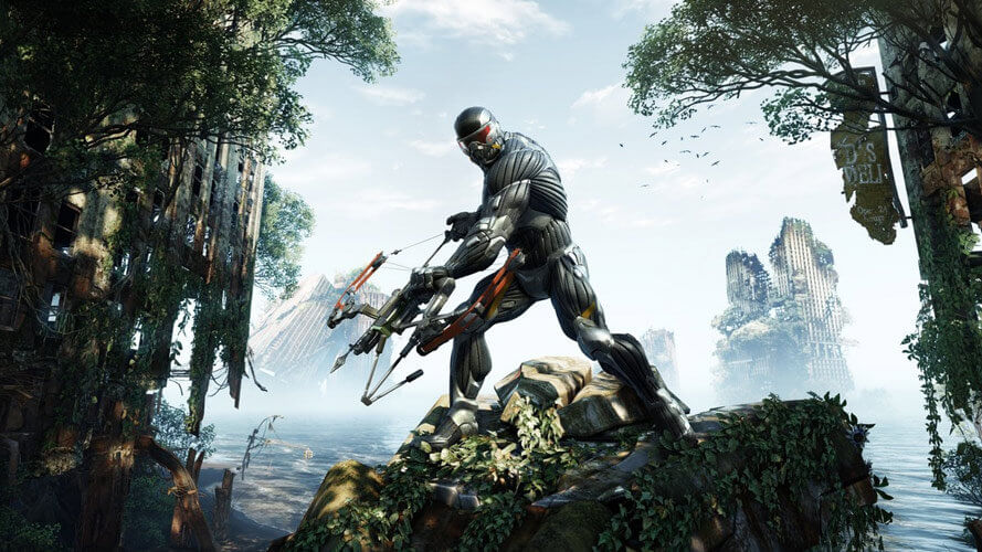 Crysis 3 CELL Intel Locations Guide
