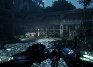 Crysis 3 Only Human CELL Intel #8 Location