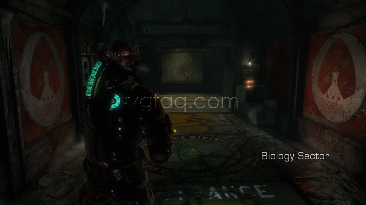 Weapon Part 1 Heavy Standard Frame 1 dead space 3 chapter 14 collectibles locations vgfaq dead space 3 chapter 13 fuse box at nearapp.co