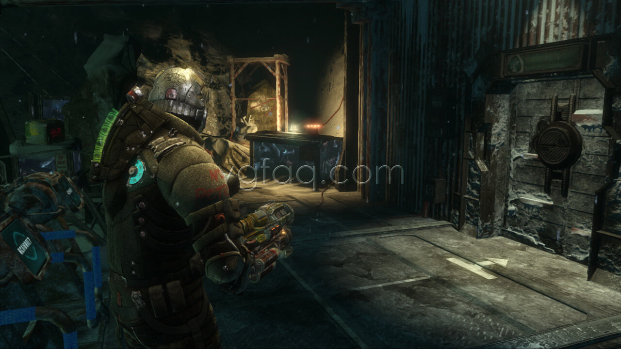 Dead space 3 chapter 16 collectibles locations vgfaq dead space 3 chapter 16 weapon part 1 location malvernweather Image collections