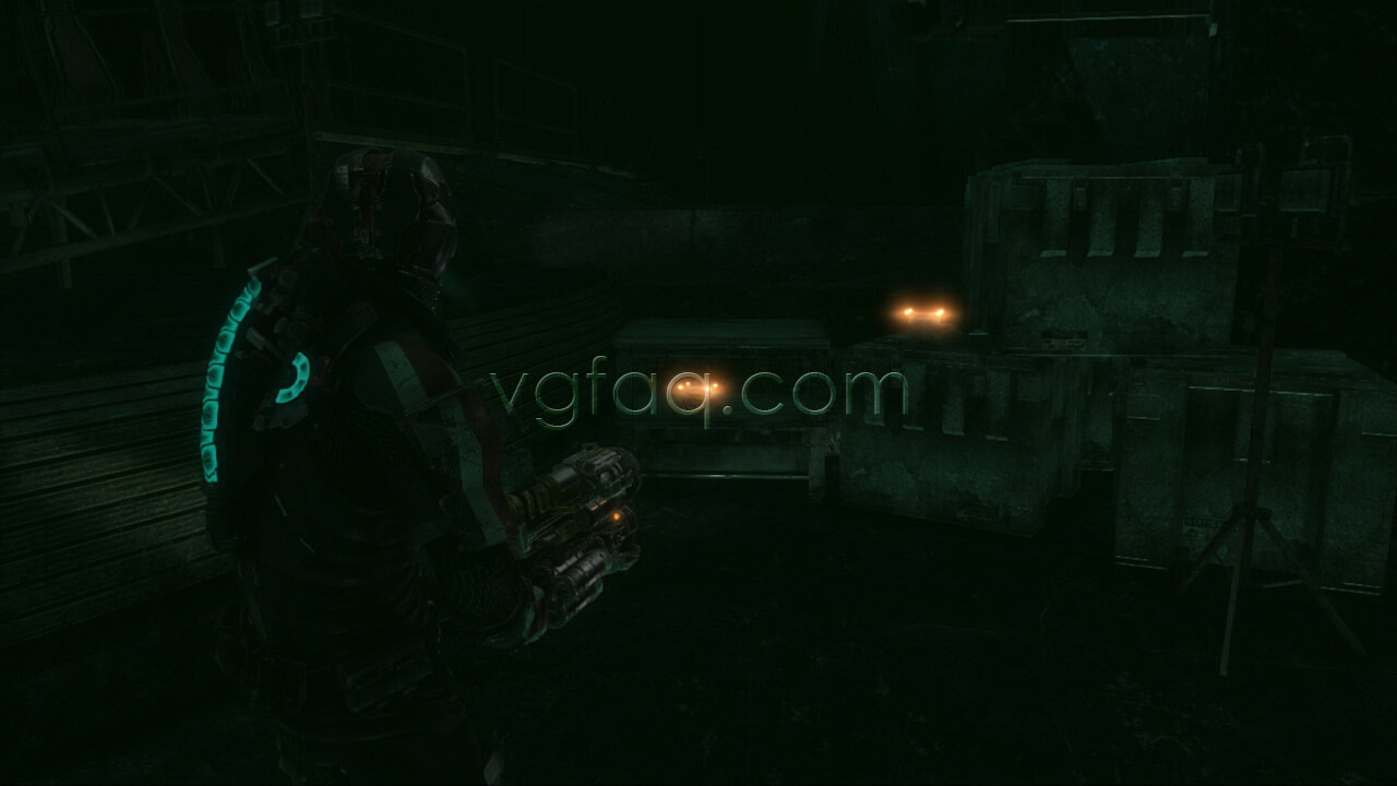dead space 1 collectibles guide