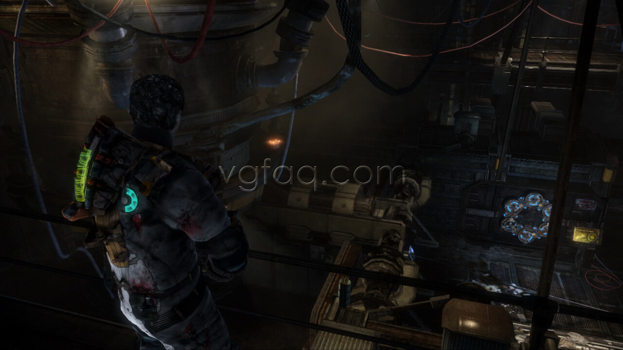 Dead space 3 chapter 9 collectibles locations vgfaq dead space 3 chapter 9 weapon part 3 location malvernweather Image collections