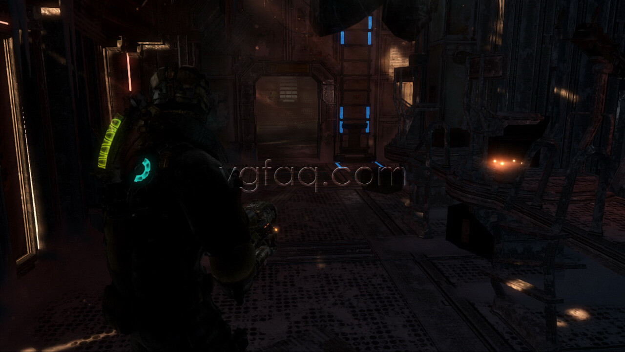 Dead space 3 chapter 9 collectibles locations vgfaq dead space 3 chapter 9 weapon part 5 location malvernweather Image collections