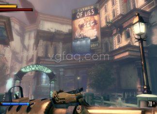 BioShock Infinite Downtown Emporia Voxophone #5 Location